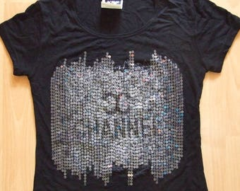 Chanel T- shirt black made in Italy