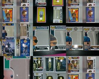Custom Pop Figure Boxes