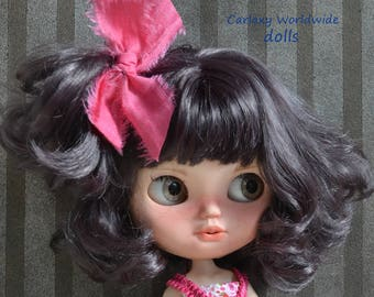 ICY BLYTHE Customized Blythe doll by Carlaxy Ready for delivery