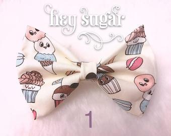 Hey Sugar Hair Bow