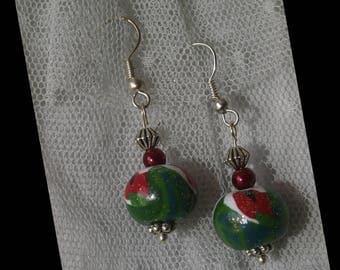 Pearl - Oléron pearls earrings