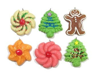 "Christmas Cookie Ornaments ""Deluxe"""