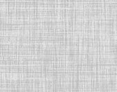 PBT Color Weave Textured Solid Fabric in Light Gray, Silver by P & B Textiles