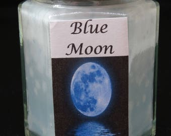 Blue Moon - Soy Wax Candle