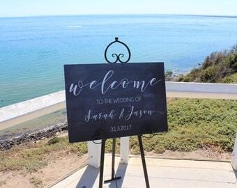 Wedding Welcome Sign | Chalkboard Sign | Printable Welcome Sign | Chalkboard Welcome Sign