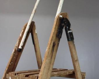 Wooden Vintage Ladder