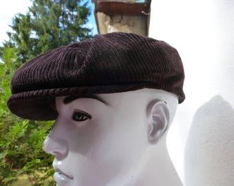 vintage velvet berets