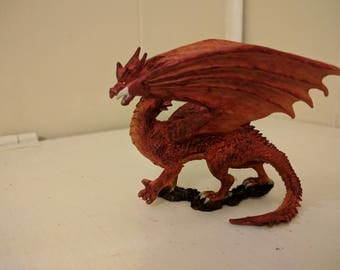 Fire Dragon, fully painted.