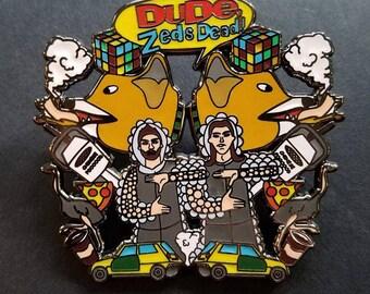 Dude Zeds Dead - Zeds Dead hat pin