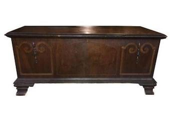 Cavalier Antique Bedroom Cedar Chest Trunk Bedroom Furniture