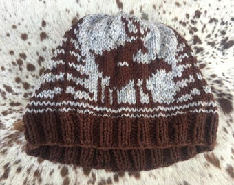 MENS FUNNY HAT Beanie, Winter Hat for Men, Gifts for Hunters Outdoorsman,
