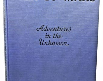 The Mystery Men of Mars (Adventures in the Unknown) Carl H. Claudy Science Fiction 1933