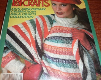 McCall's Needlework & Crafts Magazine Spring 1977 And 1980