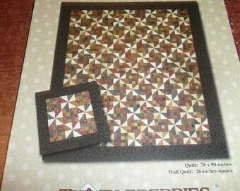 Thimbleberries Scrap Patch Paddlewheel Quilt Book