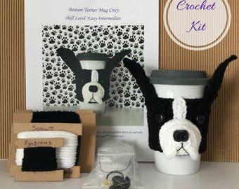 Amigurumi Kit - Crocket Starter Kit - Crochet Pattern Dog - Crochet Kit - Crochet Gifts - Crochet Dog Pattern - Dog Crochet Pattern