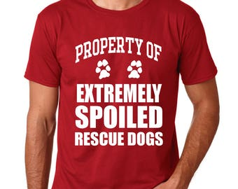 Adoption shirt, adoption gifts, dog rescue, rescue dog, animal rescue, pet gifts, pet shirts, personalized womens, gift for her, womens gift