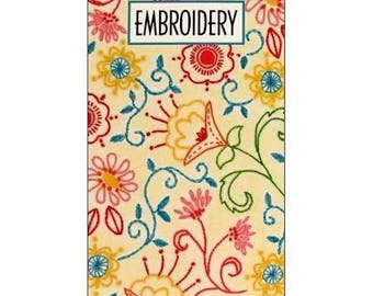 Embroidery Pocket Guide