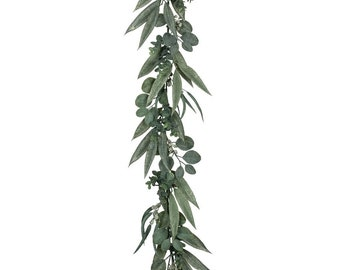 California Eucalyptus Garland 6'