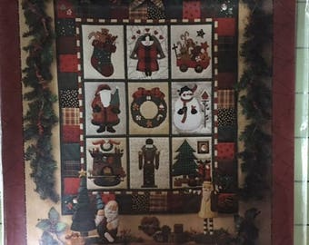 Debbie Mumm Visions of Christmas Pattern