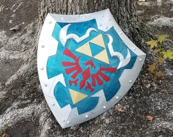 The Legend of Zelda Ocarina of Time Hylian Shield