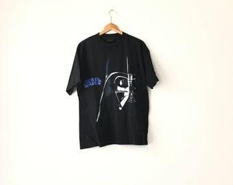STAR WARS SHIRT // 1995 // X-Large // Darth Vader // Star Wars T-Shirt // Star Wars Shirt // Darth Vader Shirt // Star Wars Shirt // 90s