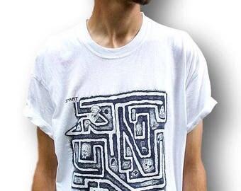 Indie T-Shirt, Gamer Shirt, Men's Graphic Tee, Men's Indie Clothing, Women's Indie Top, Magic T-Shirt, Illustration T-Shirt, Unique Tee