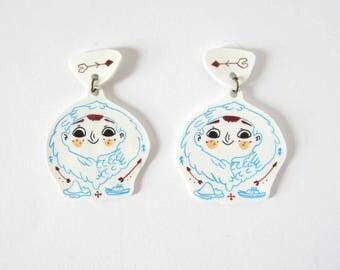 The inuit Serguis earrings