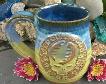 Steal Your Face (Morning Dew) Mug