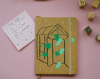 Greenhouse A6 notebook