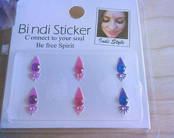 Bindi Bollywood Belly dance jewel for front