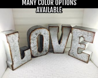 Bronze Letters For Sale Metal Wall Decor Letters  Etsy