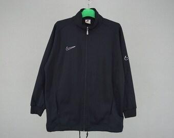 Nike Jacket Men Size S/M Vintage Nike Track Jacket