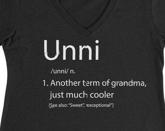 Grandma shirts;Women Custom V neck;v neck;personalized shirt for grandma;cool grandma shirts;grandma shirts personalized;grandparent shirts