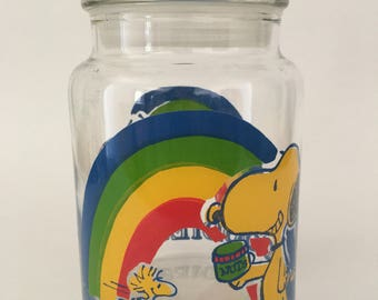 Snoopy Jar