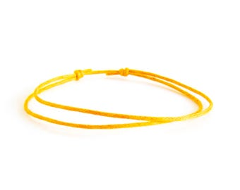 Lucky Bracelet, Lucky Love Bracelet, Lucky Jewelry Favour, Karma Bracelet For Mens Of Wrap Rope And Knot. For Man / Woman