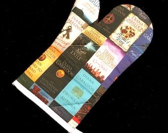 Diana Gabaldon Books Oven Mitt