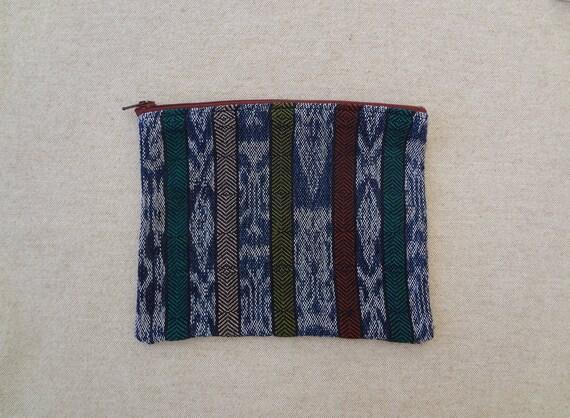 Handwoven Colourful Zippe...
