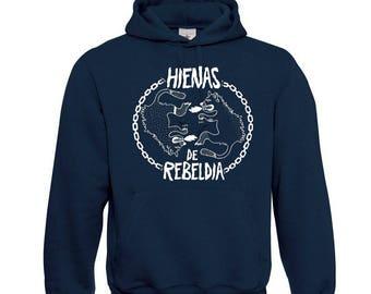 Hyena Sweatshirt-Hood
