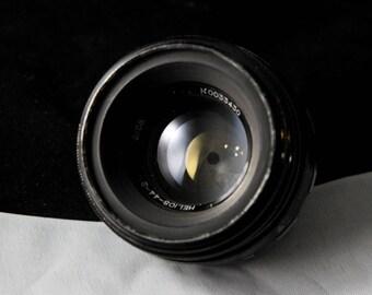 Tested King of Bokeh Soviet Belomo Helios-44-2 Zebra lens M42 SLR DSLR camera Canon Nikon Zenit Portrait