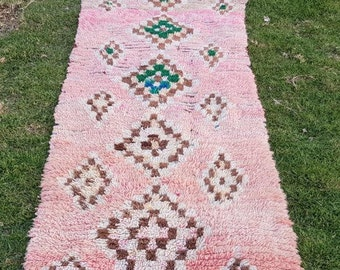 Small rugs from boujaad Berber tribe