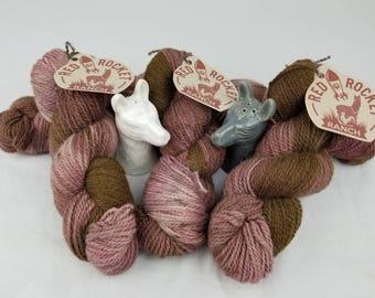 Huacaya alpaca yarn