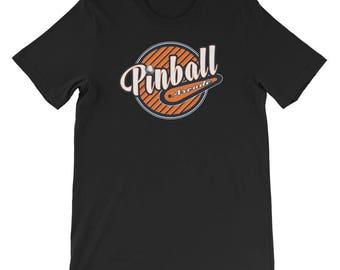 Pinball wizard retro game T-Shirt Vintage arcade game shirt