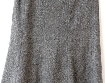 GERRY WEBER Wool Smart Ladies Skirt - UK Size 16