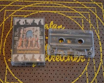 Boyz II Men Cooleyhighharmony Cassette Tape