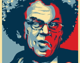 "BRULE 2020 ""HOPE"" Style Election Posters - 11""x17"" - Dr. Steve Brule - Check It Out! - Adult Swim"