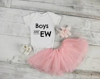 Boys Are Ew! Trendy Baby/Trendy Kid