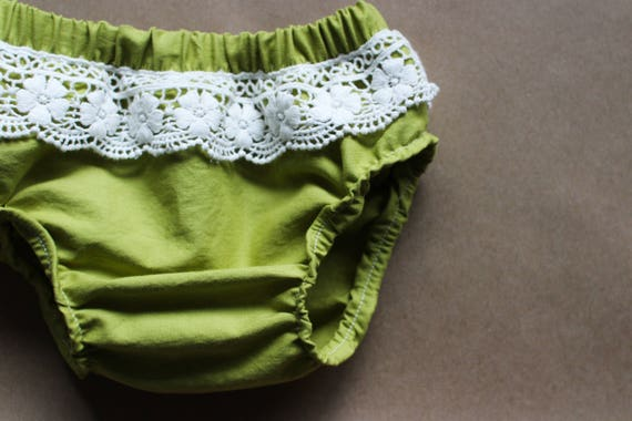 Avocado Toast + Lace Boho Bloomers, Baby Girl Bloomers, Diaper Cover, Bloomers, Baby Bloomers, Toddler Bloomers, Bohemian, Boho Chic