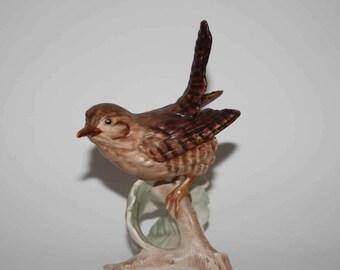 Goebel Wren Bird Figurine  Perfect