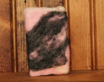 Felted Baby Soap