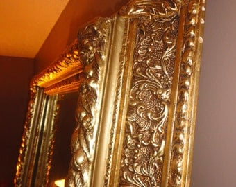 GRAND Giant Antique Mirror floor to sealing 8x4 feet